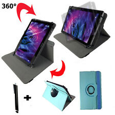 7 zoll Tablet Tasche - blackberry playbook Hülle - 360° Türkis baby Blau 7