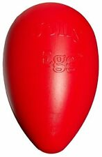 Jolly Pets Jolly Egg Hard Plastic Ball For Pets Fun Dog Chewers Toy 12 Inch Red