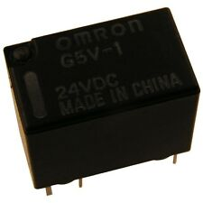 OMRON G5V1-24 Relais 24V DC 1xUM 1A 3840R Relay for Signal Circuits 854071