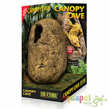 Reptile Snake Exo Terra Canopy Cave Arboreal Nesting Cave with Fitting Kit