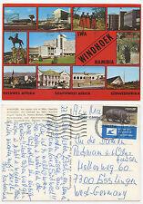22698 - Windhoek - Südwestafrika - Ansichtskarte, gelaufen