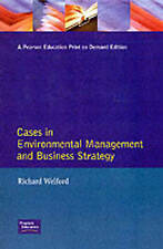 Cases in Environmental Management and Business Strateg