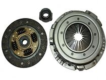 Peugeot 206 1.4, 1.6, 306, partner box/mpv 96-nouveau 3 piece clutch kit