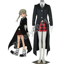 Custom-made Soul Eater Maka Albarn Cosplay Costume