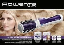 Rowenta CF9320 Rotating Hot Air Brush - 1000W 220V Hair Styler Ionic/ Hair dryer