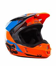 MOTOCROSSMX  HELM HELMET FOX FOXHEAD V1 MAKO ORANGE L 59/60 SHOEI VFX AIROH