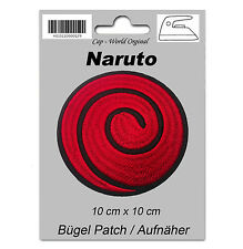 Naruto Patch aufbügler ricamate distintivo STAFFA immagine Patch Cap logo ANIME MANGA