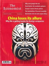The Economist Magazin, Heft 4/2014: China loses its allure +++ wie neu +++