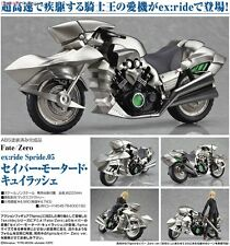 FIGMA EX:RIDE FATE/ZERO SABER MOTORED CUIRASSIER SPRIDE.05 MAX FACTORY 2012