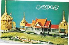 (U) Expo 67 1967 Montreal Expo The Pavilion of Thailand...