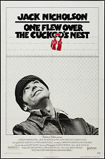 """""""ONE FLEW OVER THE CUCKOO'S NEST""""- ORIGINAL MOVIE POSTER"""