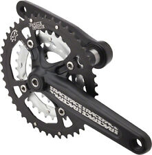 NEW RaceFace Ride XC Crankset 24/32/42 10spd 170mm Black with BB FULL WARRANTY