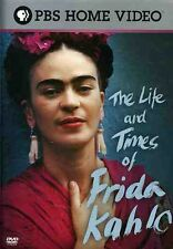 Life and Times of Frida Kahlo (2006, DVD NEUF)