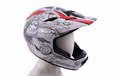 BELL DROP STUNT DOWNHILL MOTOCROSS BMX BIKE BRIAN LOPES FULL FACE HELMET 59-63cm