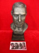FREDDIE MERCURY BY LEGENDS FOREVER LIMITED EDITION OF 1000 BRONZED BUST RARE