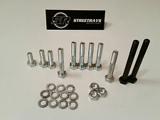 [SR] 240SX KA24DE S13 S14 Trans bell housing bolts 5 Speed swap & Starter Bolts
