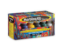 Jacquard Marbling Kit for marbling paint on Paper and Fabric,