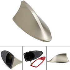 Special With Gold Radio Car Shark Fin Antenna Signal W/ 3M For Chevrolet Cruze