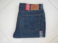 BN Levi's 514 Men's Straight Leg Regular Fit Stretch  Jeans W 36 L 34