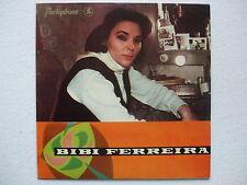 BIBI FERREIRA - COMO BATE UM CORAÇÃO+1 45/7 PORTUGAL PARLOPHONE BRAZIL MPB SAMBA
