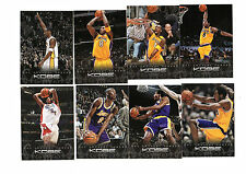 2012-13 PANINI KOBE ANTHOLOGY (L.A.LAKERS) TAKE YOUR PICK 20 CARD LOT