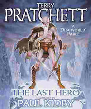 The Last Hero by Paul Kidby, Terry Pratchett (Hardback, 2001)