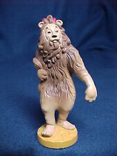 The Cowardly Lion Wizard Of Oz 1987 Turner Presents Loew's MGM PVC Cake Topper