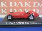Die cast 1/43 Alfa Romeo 158 F1 1950 Giuseppe Farina