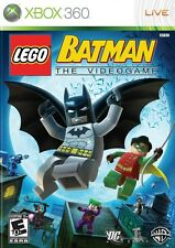 Lego Batman The Videogame Xbox 360 Game