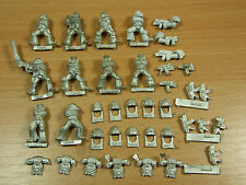 LARGE COLLECTION OF LEGION OF THE DAMNED MODELS PARTS AND BITS UNPAINTED (1187)
