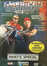 DVD American Chopper The Series, Mikey's Special Exclusive Episode