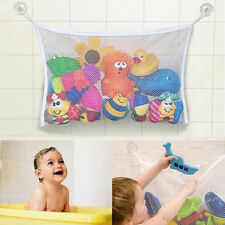 New Baby Kids Bathing Fun Time Bath Tub Toy Organizer Storage Bag JP