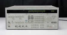 As-Is - Anritsu MG3633A -03-04 Synthesized Signal Generator