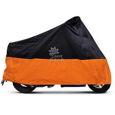 XXL Motorcycle Waterproof Cover Fit Buell Ducati KTM Sports Street Bike Cruiser