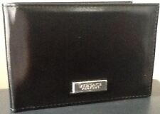 Versace Bifold Black Leather Wallet For Men Brand New Unboxed 100% AUTHENTIC