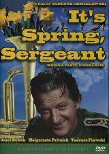 Wiosna Panie Sierzancie (It's Spring Sergeant) DVD 1974  NTSC POLSKI POLISH
