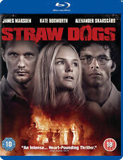 STRAW DOGS - BLU-RAY - REGION B UK