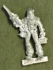 Warhammer 40k Eldar Heavy Weapon Redondo Metal-despojado