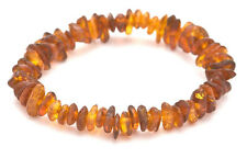 GENUINE AMBER HEALING BRACELET FOR BABY ROUND SHAPE BEADS UK QUALITY