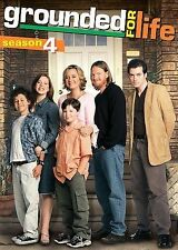 Grounded for Life - Season 4  NEW  (DVD, 2006, 4-Disc Set)
