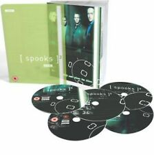 Spooks : Complete BBC Series 3 2002  Keeley Hawes, Peter Firth NEW DVD
