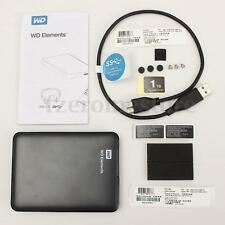 USB 3.0 SATA HDD 2.5 inch External Hard Drive Enclosure Case Caddy for PC Laptop