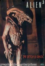 Alien 3 23x32 The Bitch Is Back Movie Poster 1992