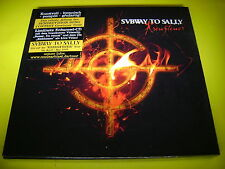 SUBWAY TO SALLY - KREUZFEUER DIGIPACK LIMITED EDITION  |  eBay Shop 111austria