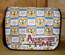 COSPLAY ADVENTURE TIME MESSENGER 1 BAG TRACOLLA BORSA ANIME MANGA SCHOOL NEW