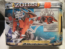 Zoids #106 DIMETRA PTERA Motorized Model Kit Plug-n-Blox 2003 Hasbro NEW