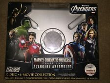 BRAND NEW!! Marvel Cinematic Universe: Phase One - Avengers Assembled MCU 1 OOP