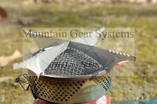Msr reactor system stove rack stainless steel shelf bracket/Mountain Gear System
