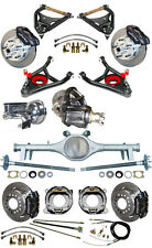 NEW SUSPENSION & WILWOOD BRAKE SET,CURRIE REAR END,CONTROL ARMS,POSI GEAR,646631