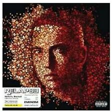 Eminem - Relapse NEW CD